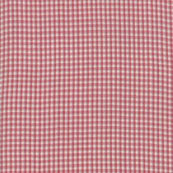 SILKY PLAID - RED