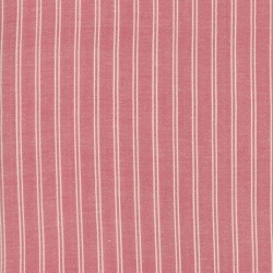 SILKY STRIPE - RED