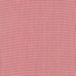 SILKY CHECK - RED