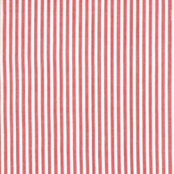 STRIPE WOVEN - RED