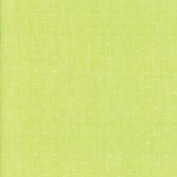 DOT WOVEN - GREEN