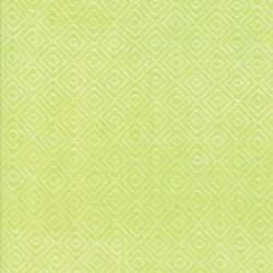 DIAMOND WOVEN - GREEN