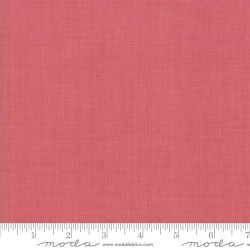 Linen Texture - FADED RED