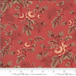 FG - Rosina - FADED RED
