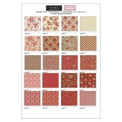 FG - La Rose Rouge -Collection Pk (20x5yd)