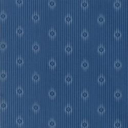 DIAMOND STRIPES - LT BLUE