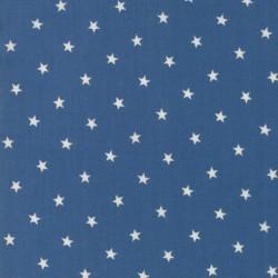 STARS - LT BLUE