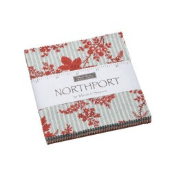 NORTHPORT PRINTS CHARM PK