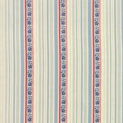 WALLPAPER STRIPE - BLUE