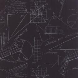 Modern BG Paper - METRICS - BLACK
