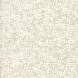 GRID - WHITE METALLIC