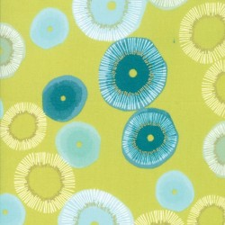 BLOOMING - CHARTREUSE/GOLD