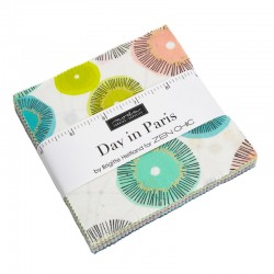 DAY IN PARIS CHARM PACK