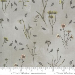 Wildflowers - VINTAGE GREY