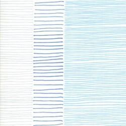 Fire Lines - WHITE/BLUE