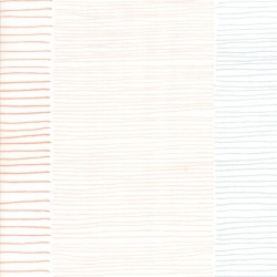 Fire Lines - WHITE/CORAL