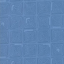 Stitched - FRENCH BLUE