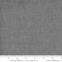 Wovens - HOUNDSTOOTH/CHARCOAL