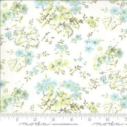 Field Floral - LINEN WHITE