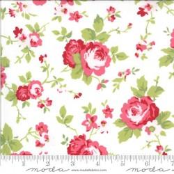 Main Floral - LINEN