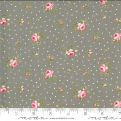 Medium Floral - COBBLESTONE