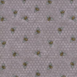 BUSY BEE - DOVE GREY