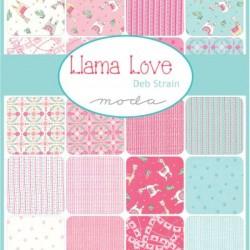 Llama Love Layer Cake