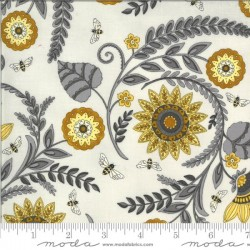 Sunflower Garden - DOVE GREY