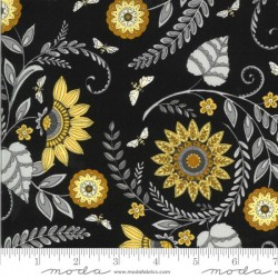 Sunflower Garden - EBONY