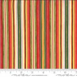 Stripe - MULTI/TOMATO