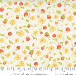 Strawberry Jam - CRISP LINEN