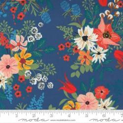 Wild Flowers - NAVY