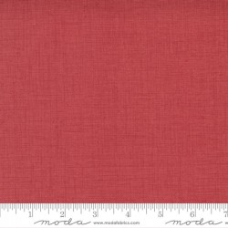FG - Linen Texture - FRENCH RED