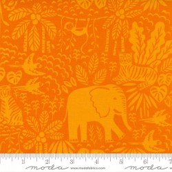The Jungle Scene - ORANGE