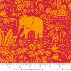 The Jungle Scene - HIBISCUS