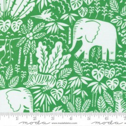 The Jungle Scene - PARROT