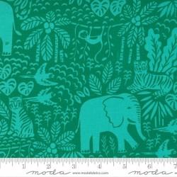 The Jungle Scene - MONSTERA