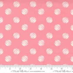 Scribble Dot - COTTON CANDY