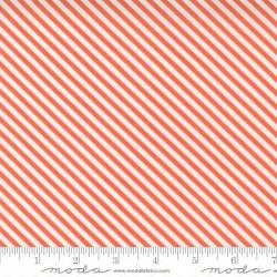 Bias Stripe - STRAWBERRY