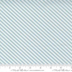Bias Stripe - BLUEBELL
