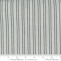 Brushed Multi Stripe - CLOUD
