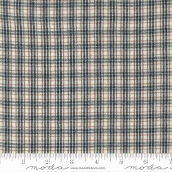Brushed Small Plaid - CLOUD