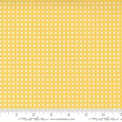 Dotted Check - YELLOW