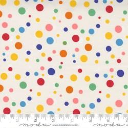 Happy Dots - WHITE