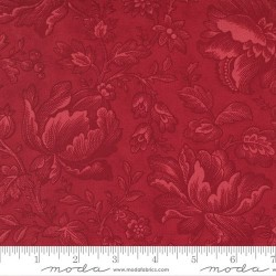 Floral Berry Toile - CINNAMON