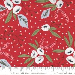 Snow Blossoms - CRANBERRY