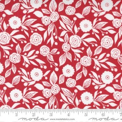Winter Flora - CRANBERRY