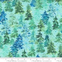 Winter Pines - AQUA