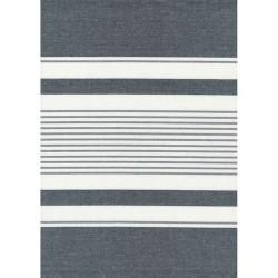 "18"" Cotton Toweling - BLACK"