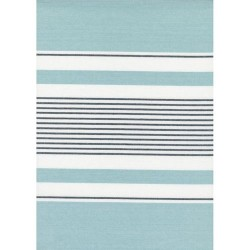 "18"" Cotton Toweling - STORM/MULTI"